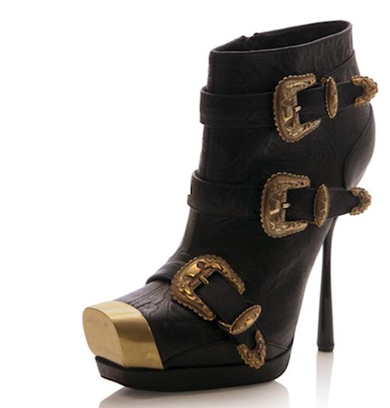 Модная женская обувь Alexander McQueen