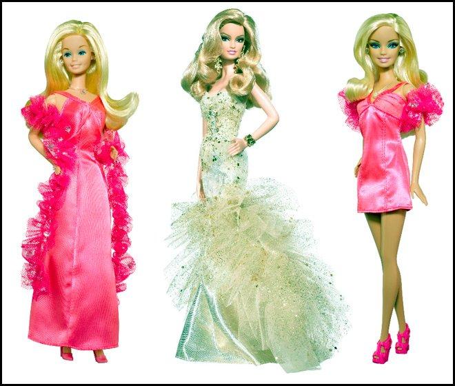 Куклы барби модная