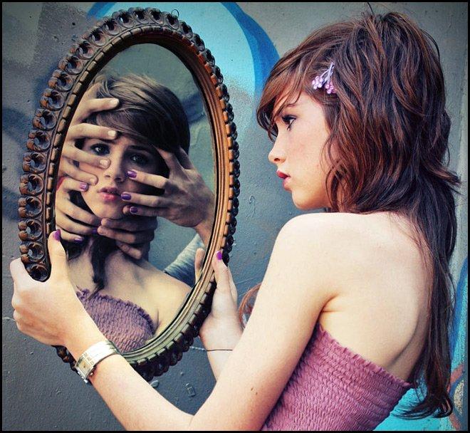 девушка некрасивая и красивая сравнение фото