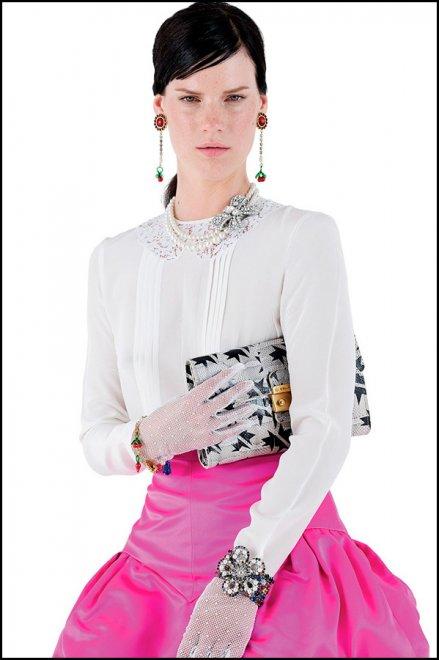Модная бижутерия 2012