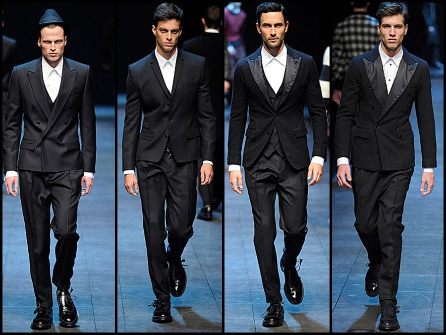 Мужская мода и модная журналистика