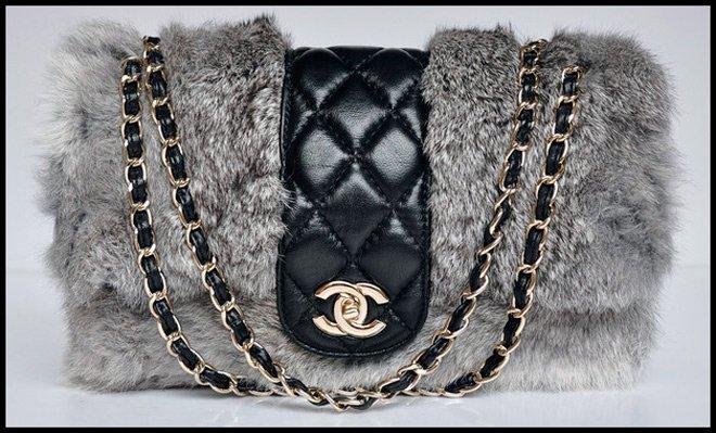 Меховая сумка своими руками фото