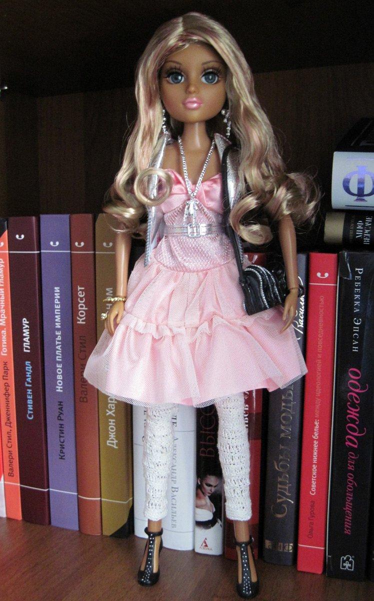 Как сделать парик для куклы барби