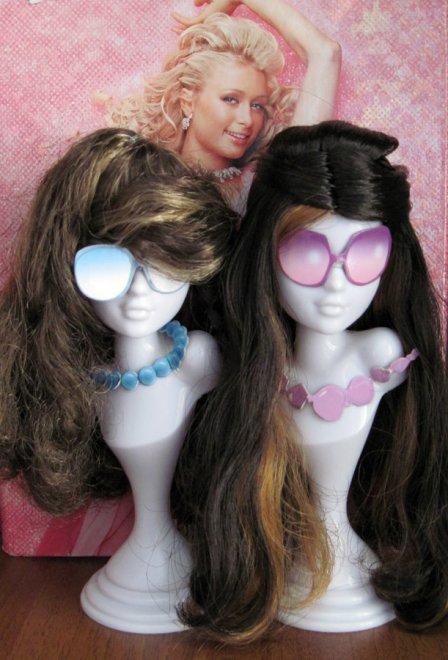 Кукла Мокси Тинз разные парики