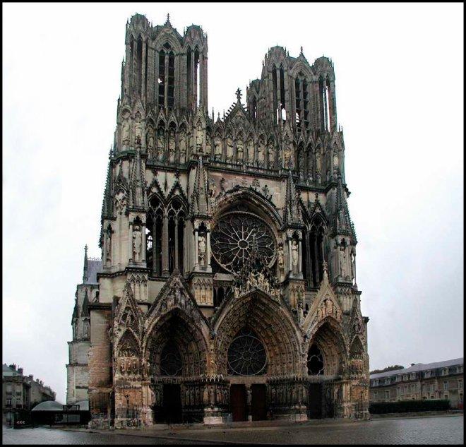 готическая архитектура