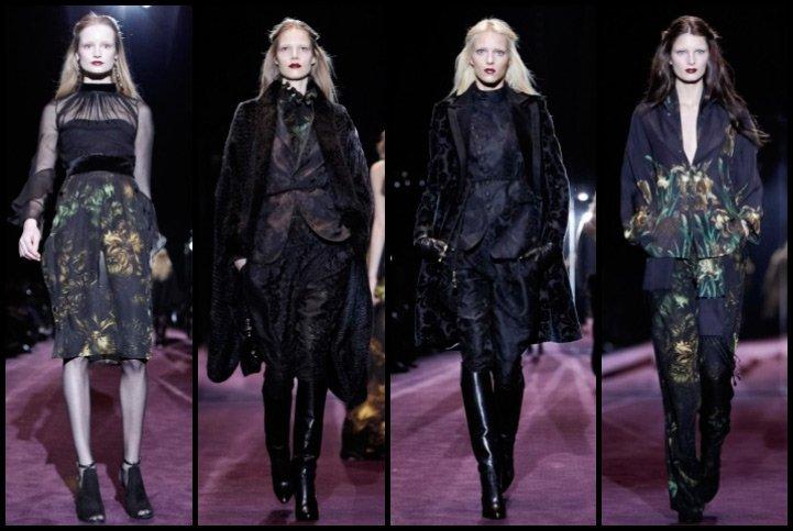 Женской одежды оджи осень зима 2012