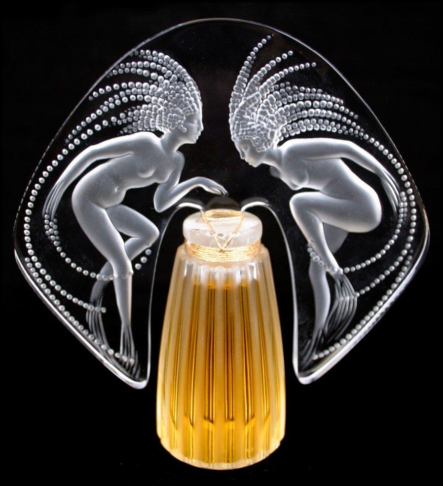 Флаконы для духов работы Рене Лалика: mylitta.ru/516-rene-lalique.html