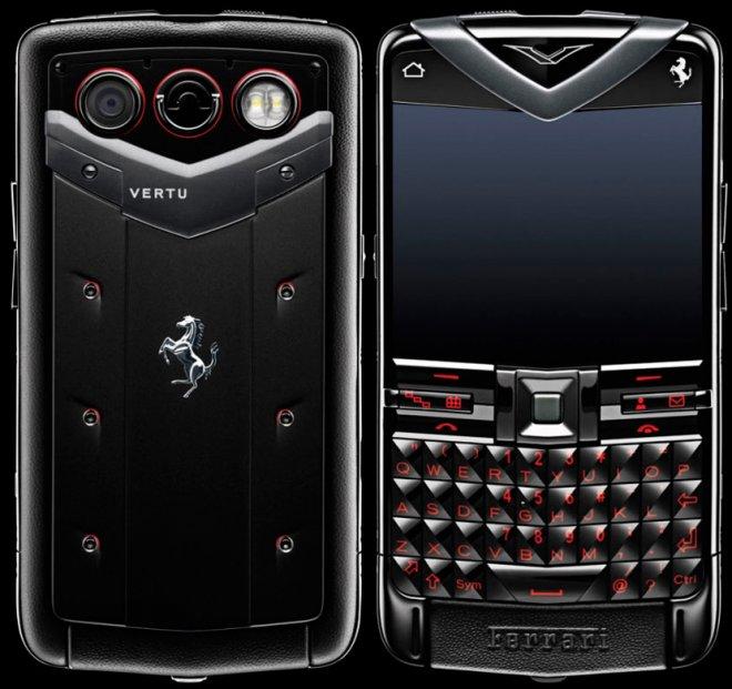 Самые красивые и надежные мобильные