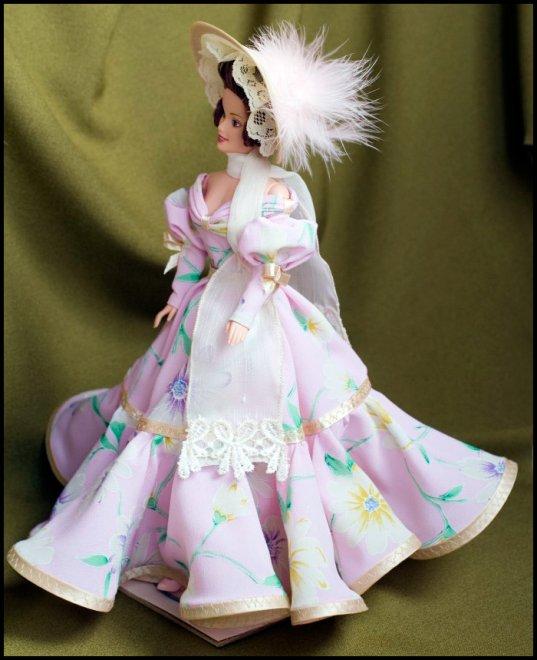 Наряды  на кукол