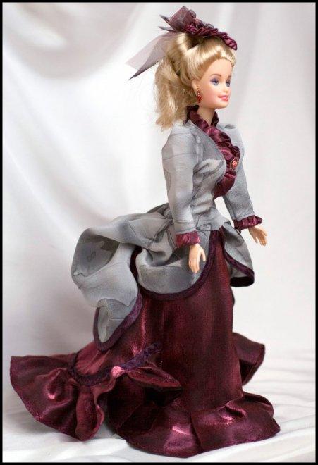 Мода для кукол барби своими руками для