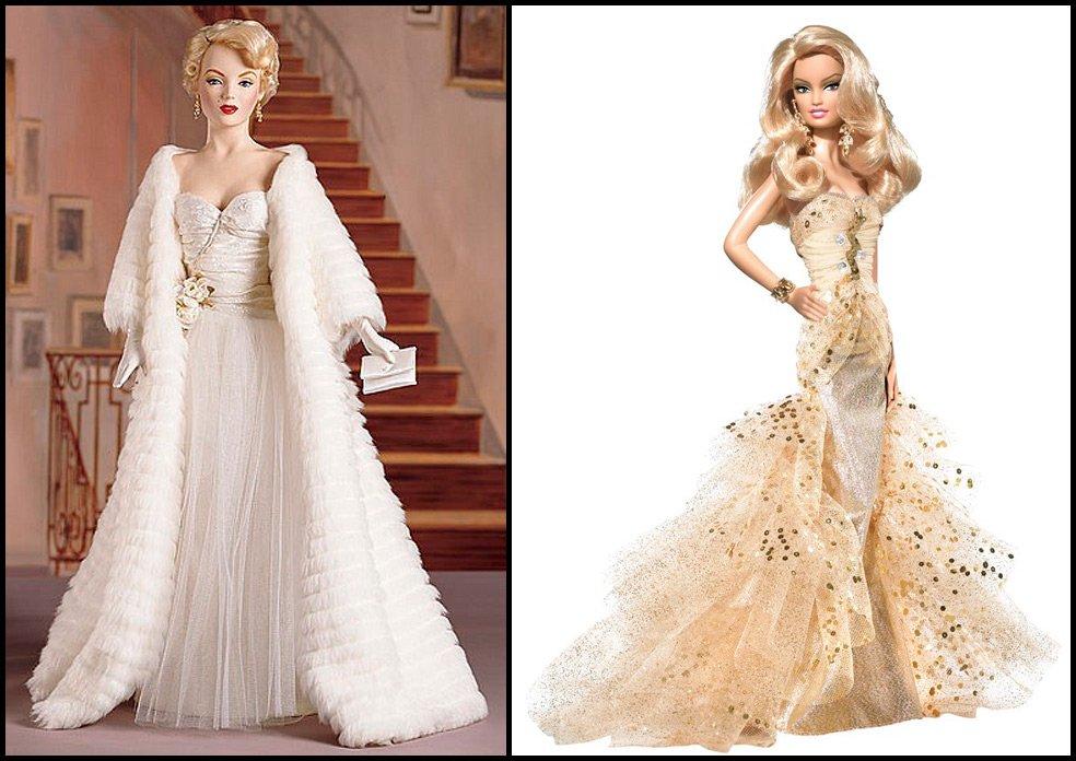 Как сшить барби платье свадебное платье 88