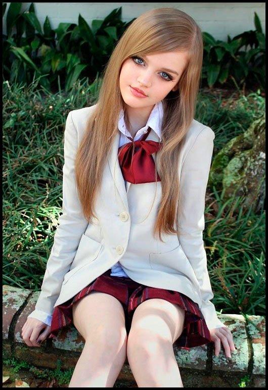 порно фото красивых девушек 16 лет № 312080 без смс