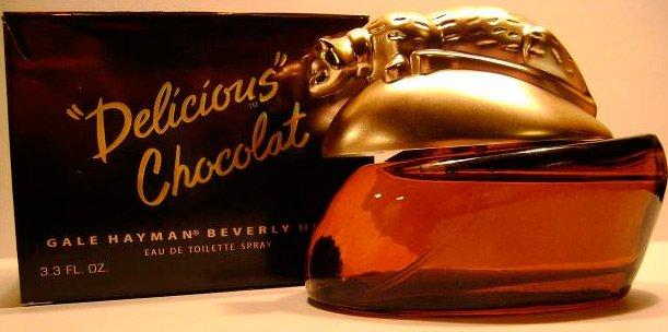 Аромат шоколада в парфюмерии