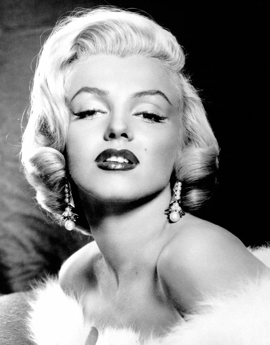 Мэрилин Монро (Marilyn Monroe) - актриса, певица