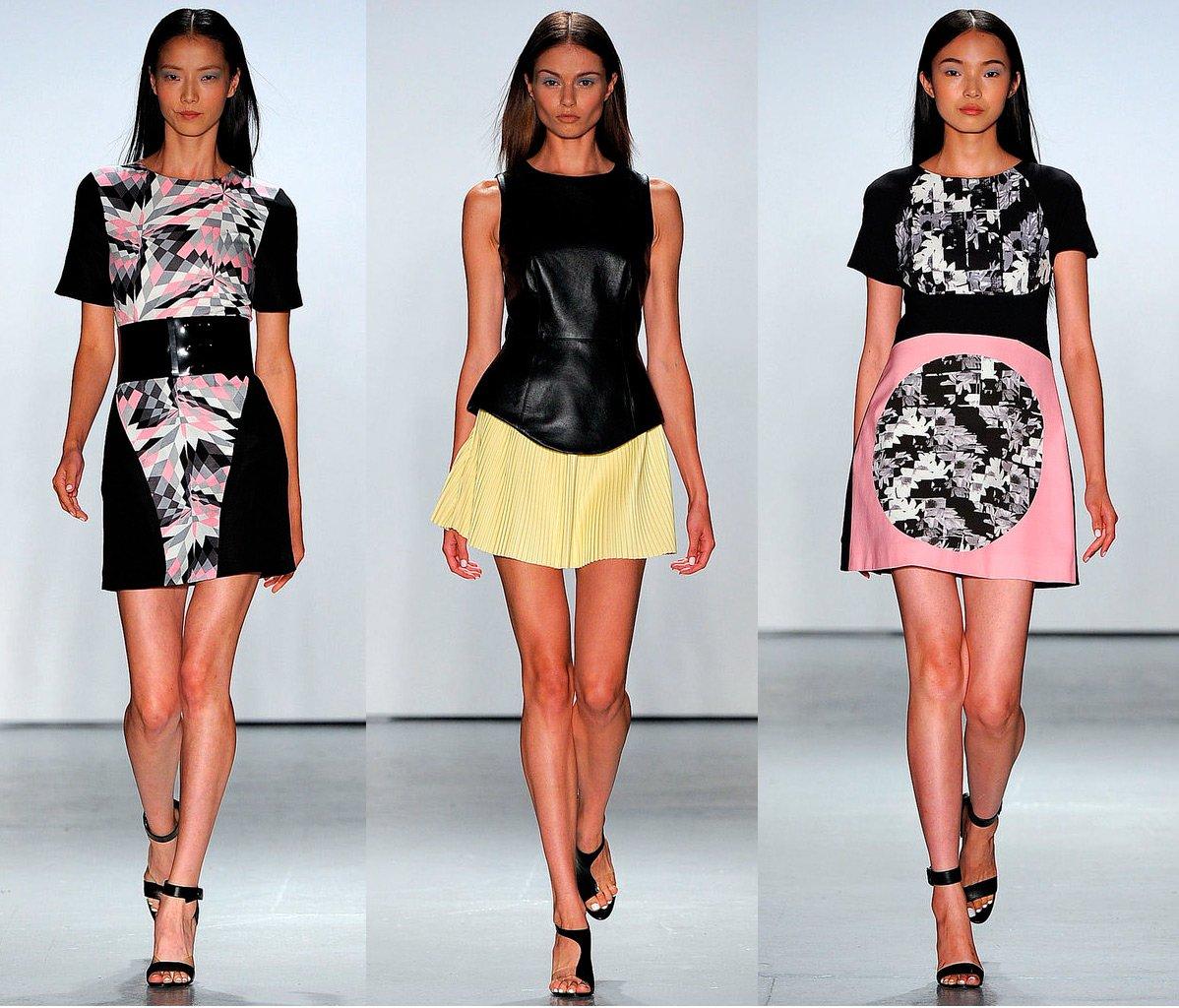 Модная одежда весна лето 2013