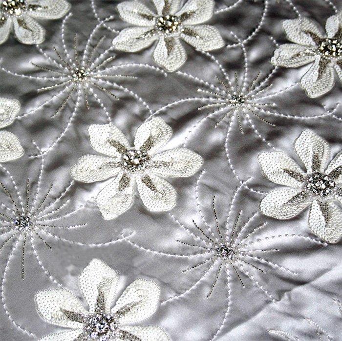 Ткань для пошива свадебного платья, фото