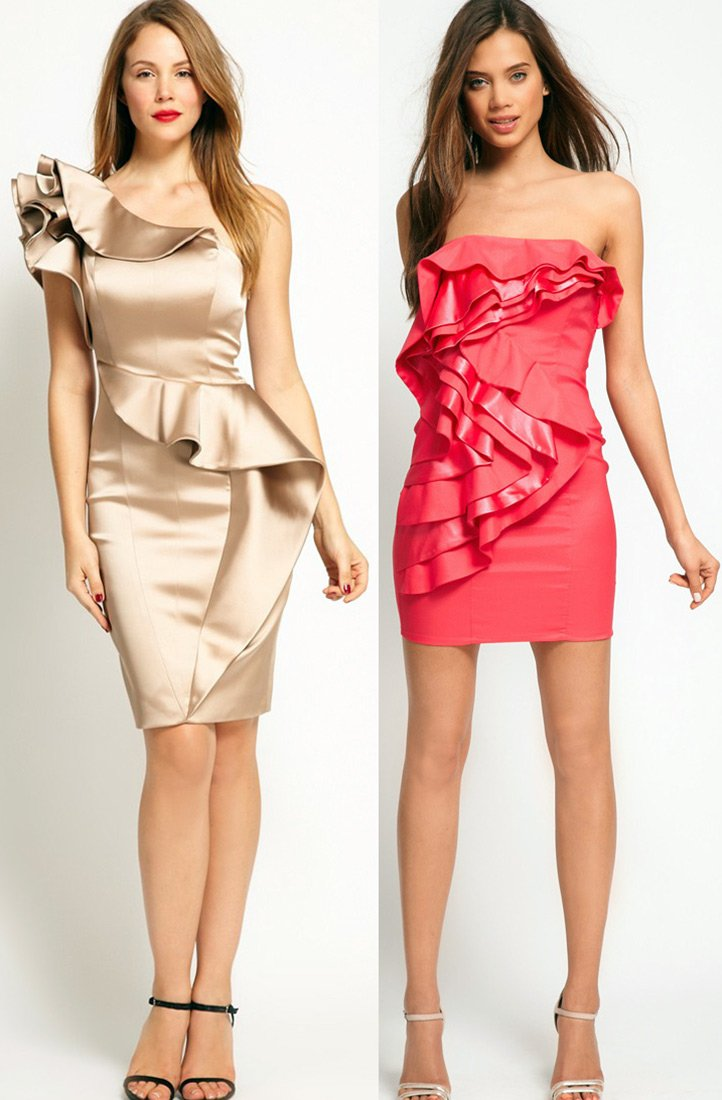 Платья на выпускной 2013 фото платьев