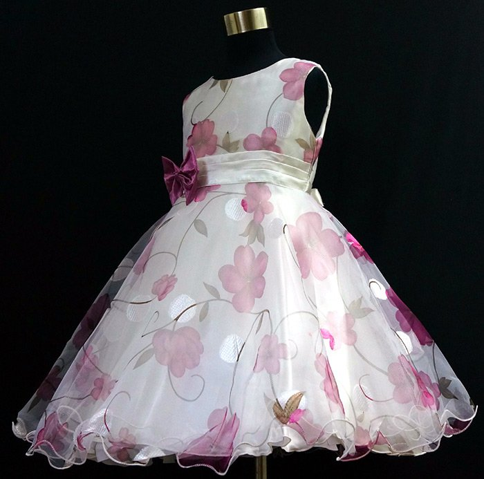 Сшить своими руками платье на девочку до года бальное платье