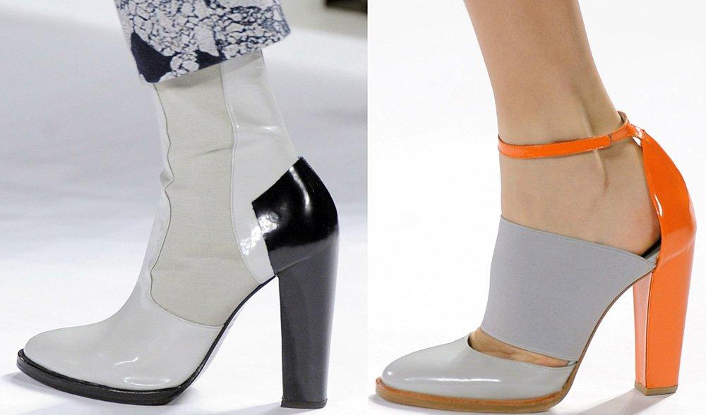 Модная Летняя Обувь 2014 Фото