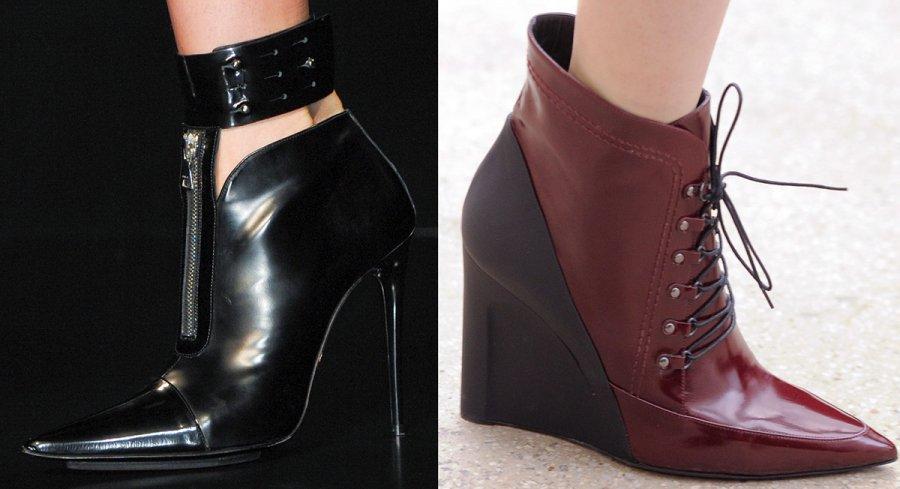 Модная Обувь Весна 2014 Ботинки