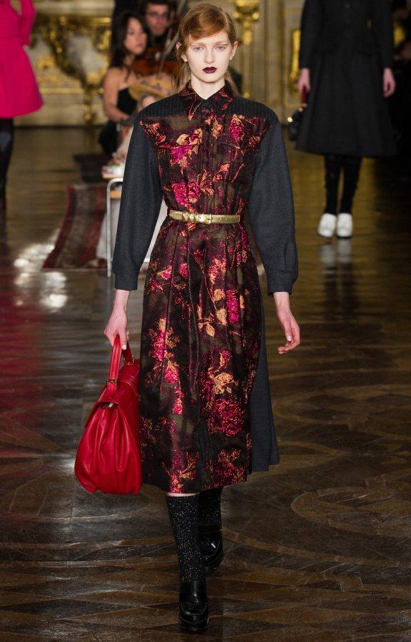 Vestido elegante Antonio Marras, fotos