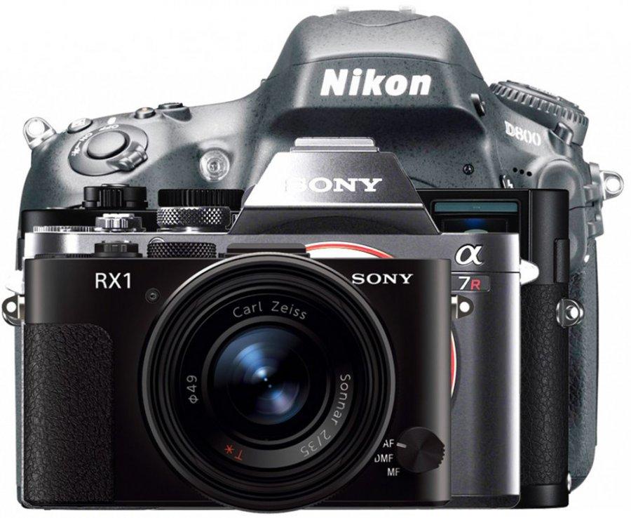 Лучшие фотоаппараты сони альфа для