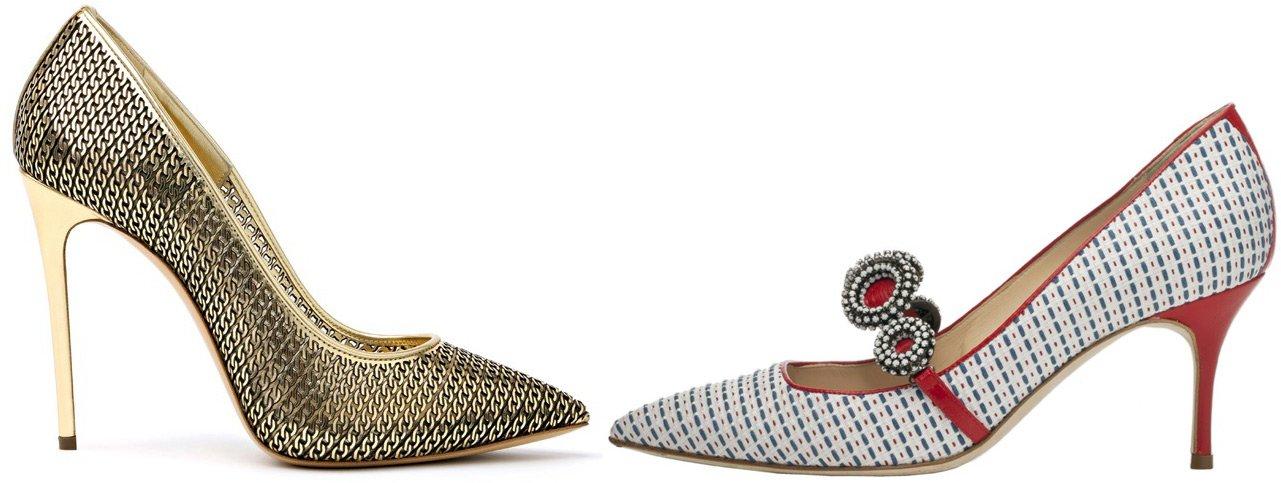 Модные женские туфли весна–лето 2014