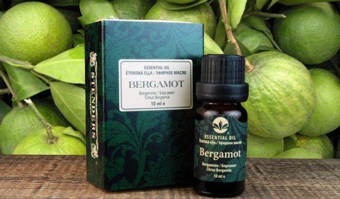 Из чего делают бергамотовое масло