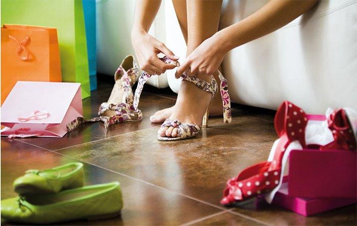 Как правильно выбрать женскую обувь