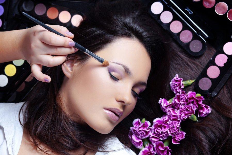 Курск модели для макияжа