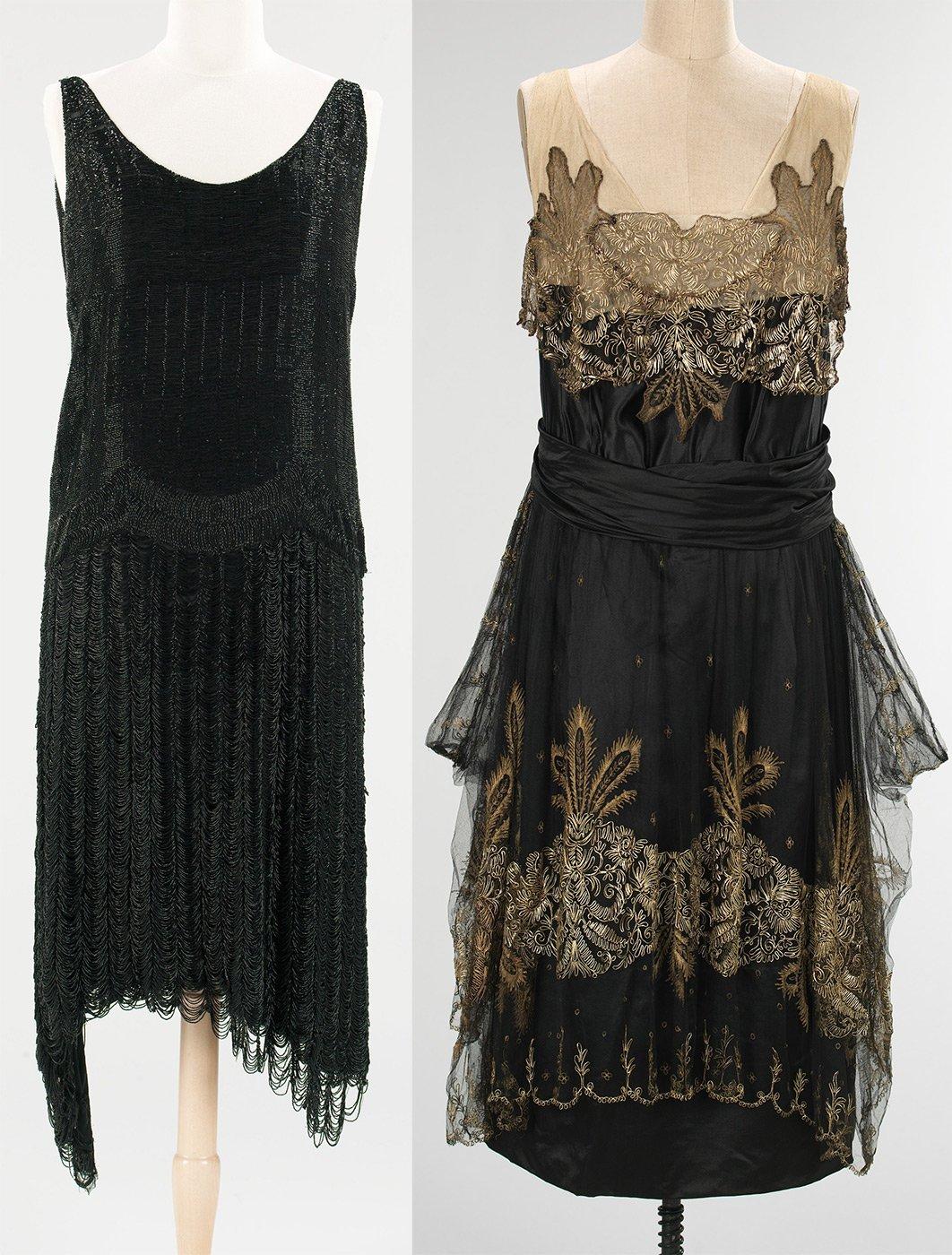 Платья 20 года