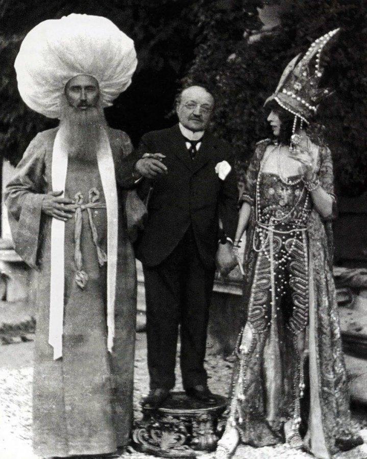 Платья Маркизы Луизы Казати
