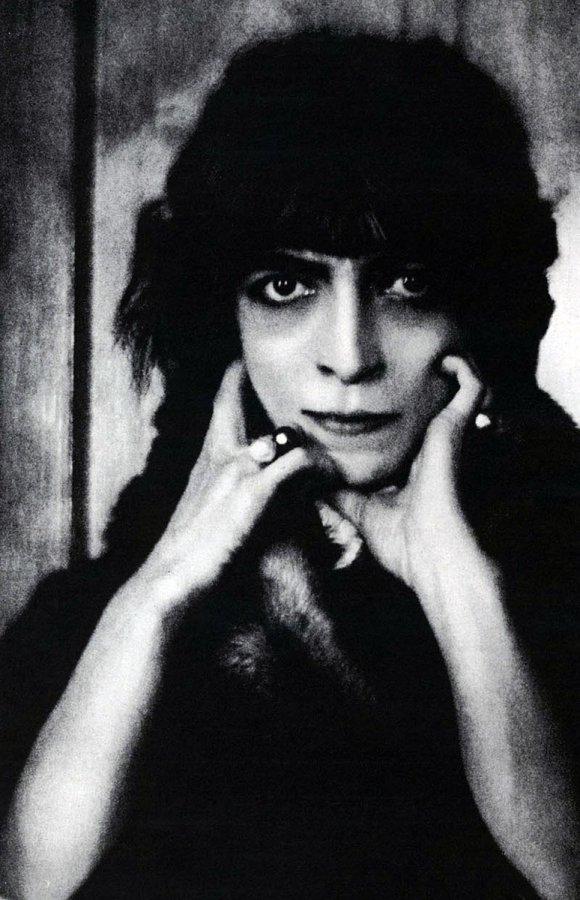Портрет Маркизы Луизы Казати