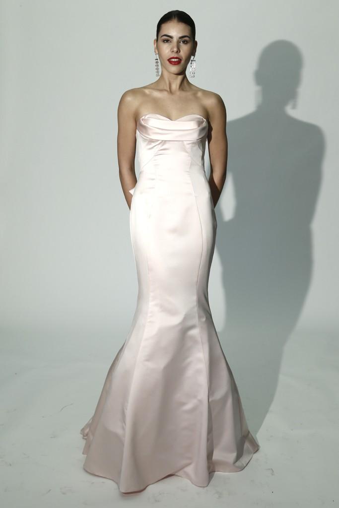 Красивое платье спицами осень 2014