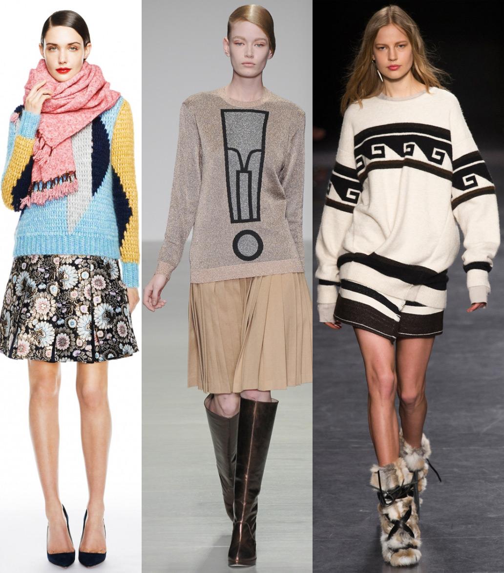 Модные Кофты Зима 2015 Доставка