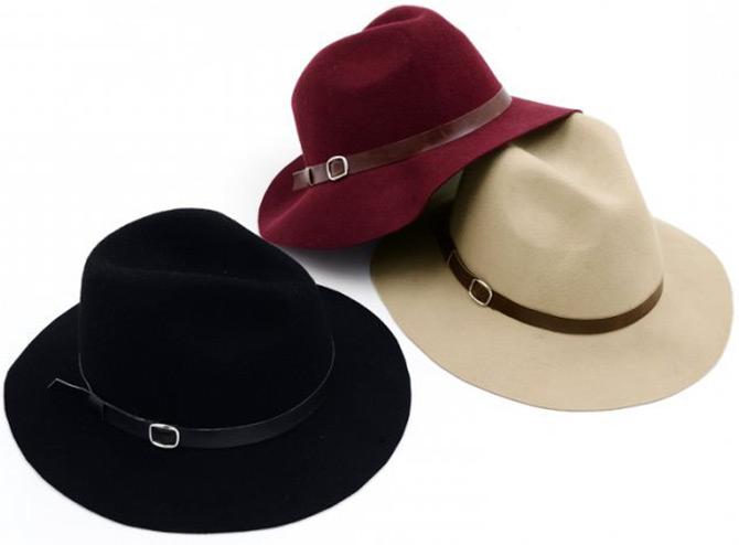 фото мужчин шляпе