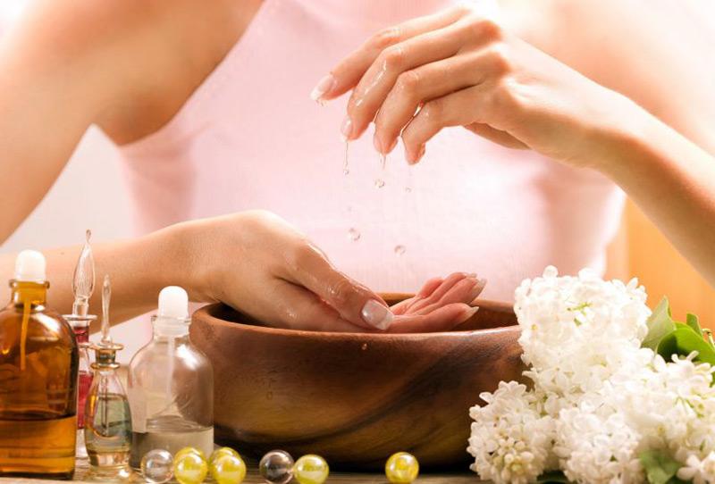 Как ухаживать за ногтями и кожей рук