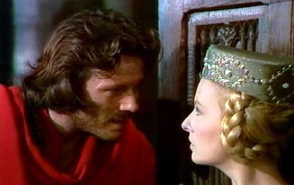Средневековые прически женщин и мужчин