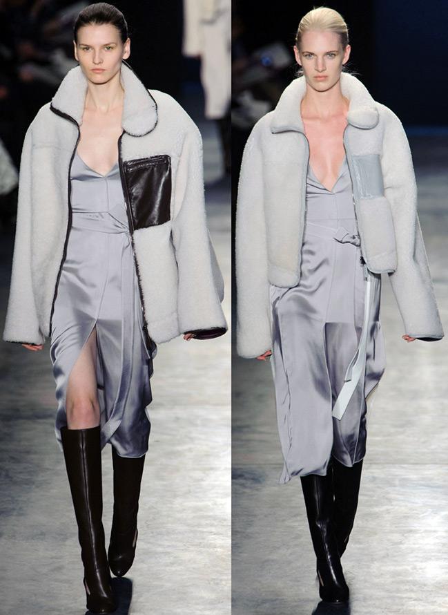 Фото 7 из 19). вернуться к статье. Дубленки из овчины: модный тренд 2015 года (19 фот. Мода
