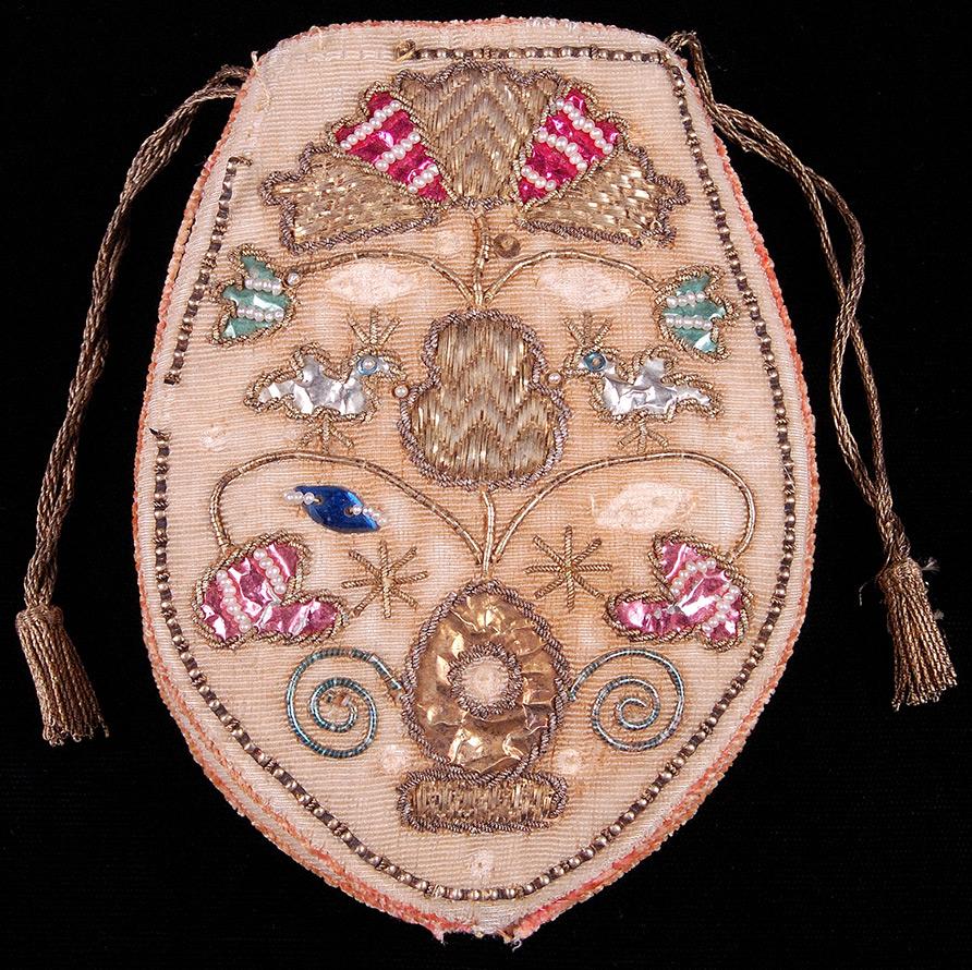 Старинная русская сумочка
