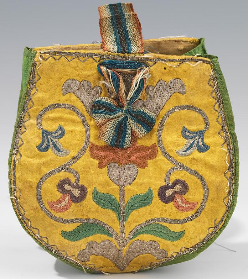 Антикварная сумка XVIII века