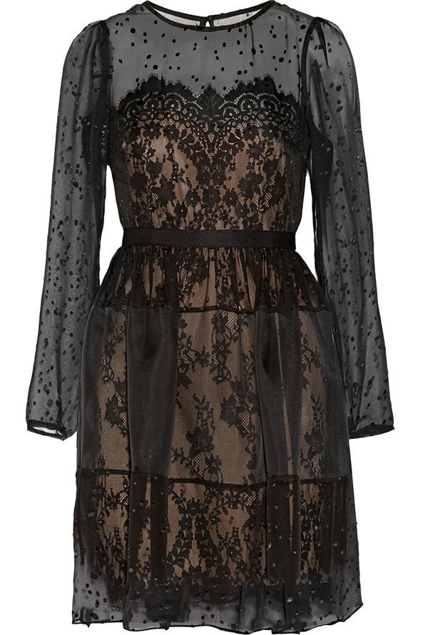 Marchesa платье 2014-2015