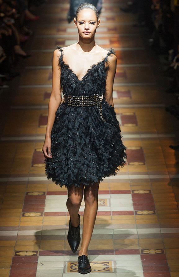 Lanvin клубное платье