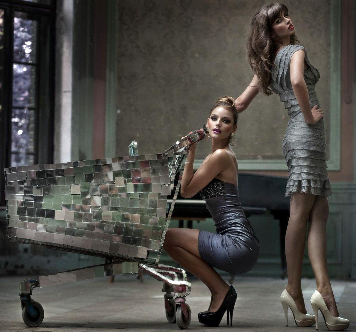 Идеалы красоты и худые модели