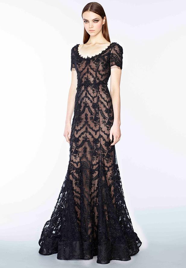 Коллекция платьев marchesa pre fall 2015 2016