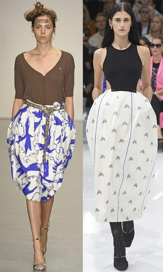 Красивые и модные юбки весна лето 2015