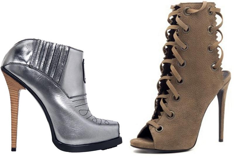 Женская обувь больших и маленьких размеров - купить