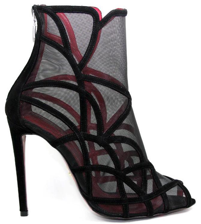 Модная женская обувь весна лето 2015