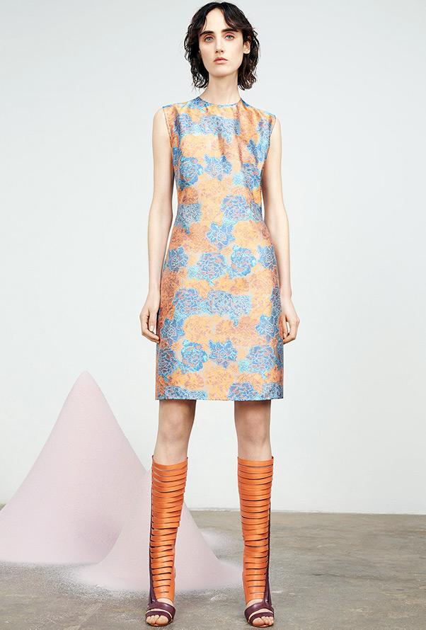 Летние платья и сарафаны 2015 с выкройками