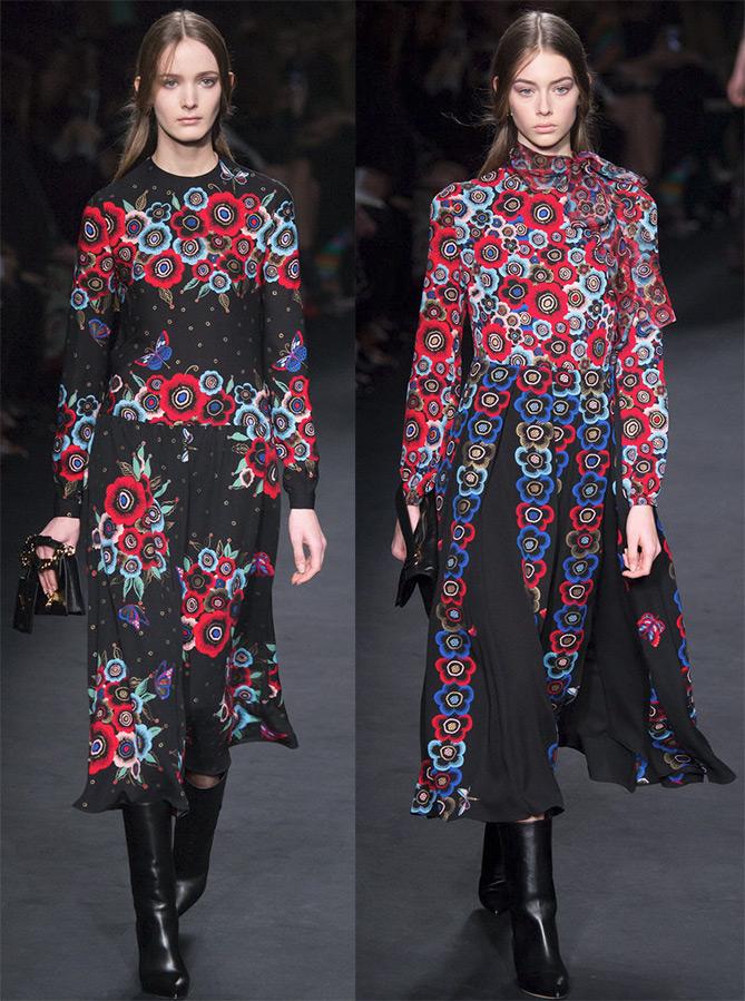 Платья зима 2015 2016
